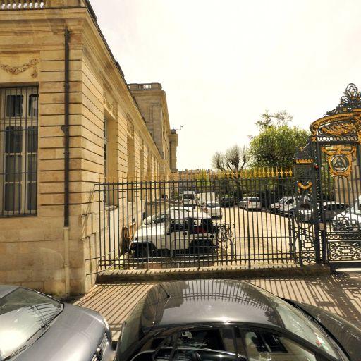 Mairie - Bordeaux - Musée - Bordeaux