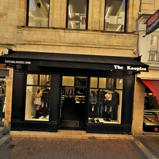 The Kooples Diffusion - Vêtements sportswear - Bordeaux