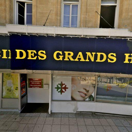Pharmacie Des Grands Hommes - Pharmacie - Bordeaux