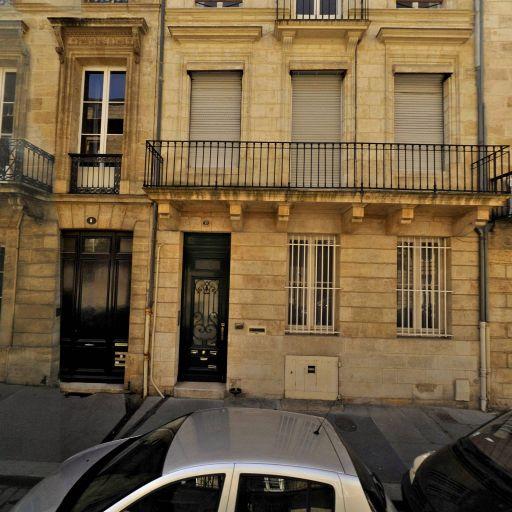 M. Jacq Alain - Clinique psychiatrique - Bordeaux