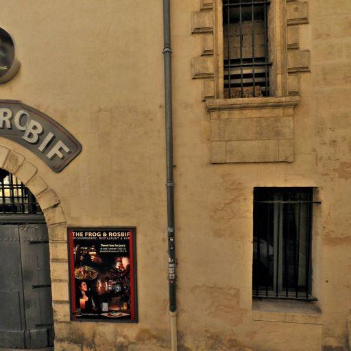 Maison Acquart - Attraction touristique - Bordeaux