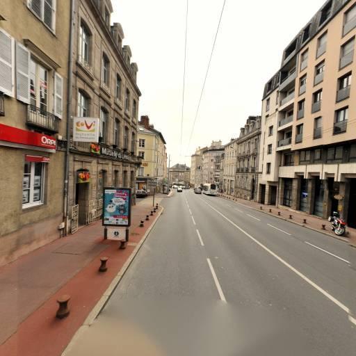 Comité Architecture Service 87 - Cours d'arts graphiques et plastiques - Limoges