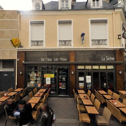 Cai Jianguang - Café bar - Le Mans