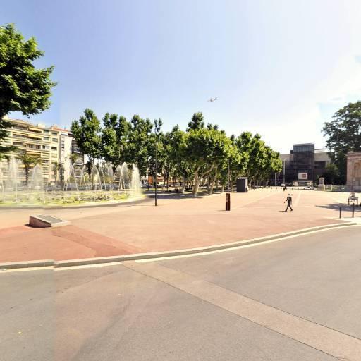 Parking Q-Park Wilson - Parking public - Perpignan