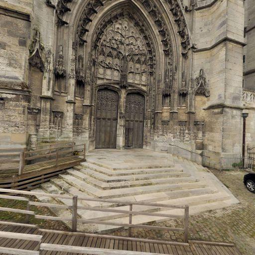 Église Notre-Dame-de-la-Basse-Œuvre - Attraction touristique - Beauvais