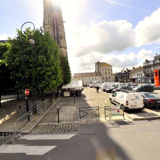 Saint Jacques - Parking public - Compiègne