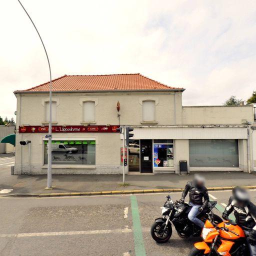 Café De L'Hippodrome - Café bar - Arras