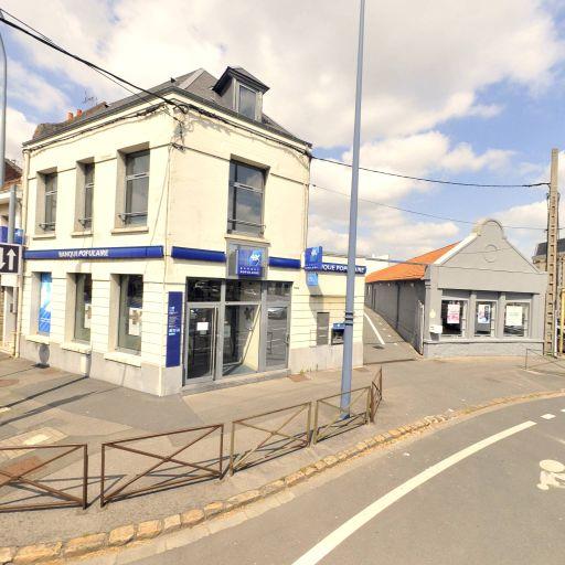 Banque Populaire Du Nord - Banque - Arras