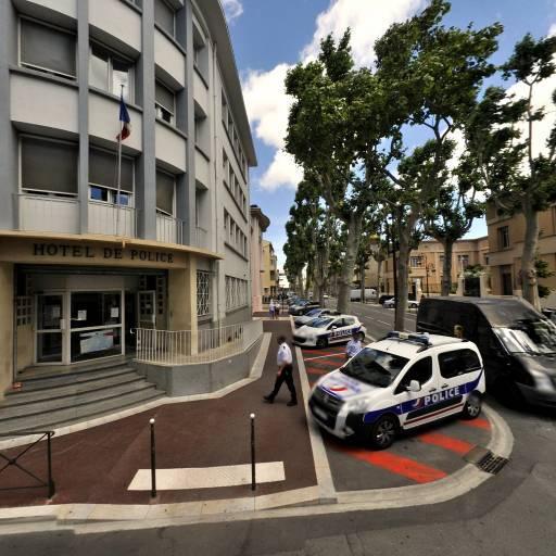 Commissariat de Police - Services de gendarmerie et de police - Narbonne