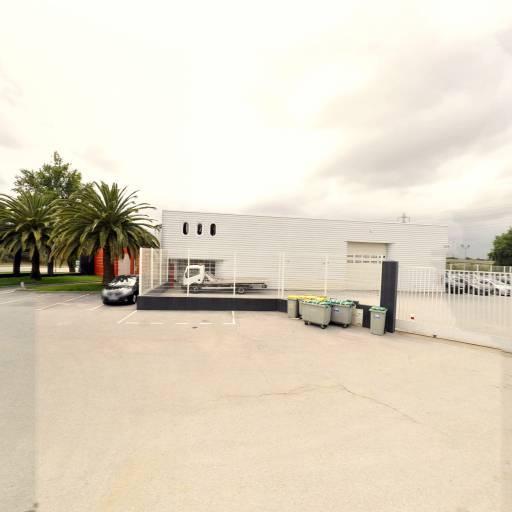 Sixt - Garage automobile - Perpignan