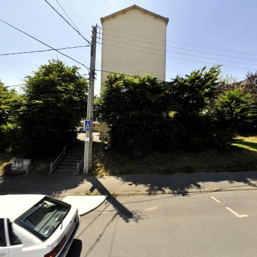 Mairie - Maison de retraite et foyer-logement publics - Cholet