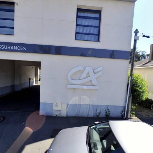 Crédit Agricole Anjou Maine - Banque - Cholet