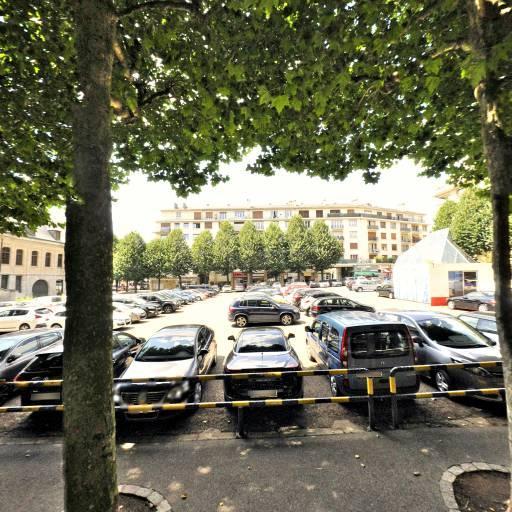 Parking Cathédrale - Office du Tourisme - Parking - Rouen