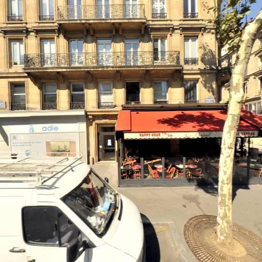 Adie - Banque - Paris