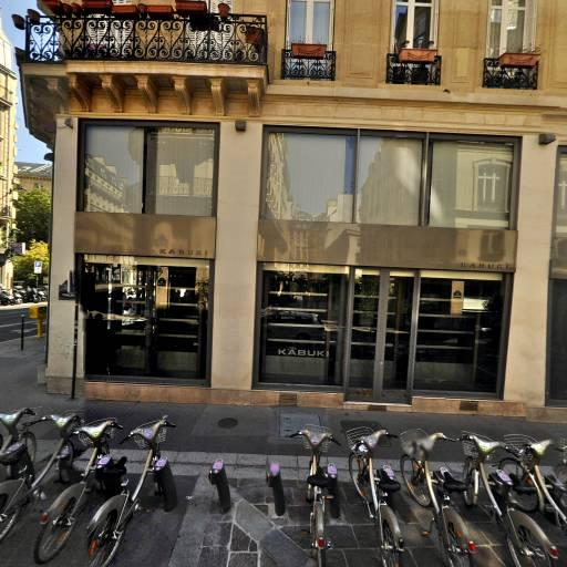 Station Vélib' Française - Etienne Marcel - Vélos en libre-service - Paris