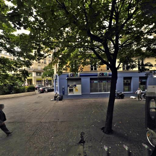 Station Vélib' Saint-Denis - Rivoli - Vélos en libre-service - Paris