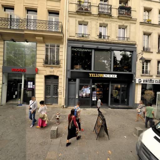 Yellow Korner - Galerie d'art - Paris