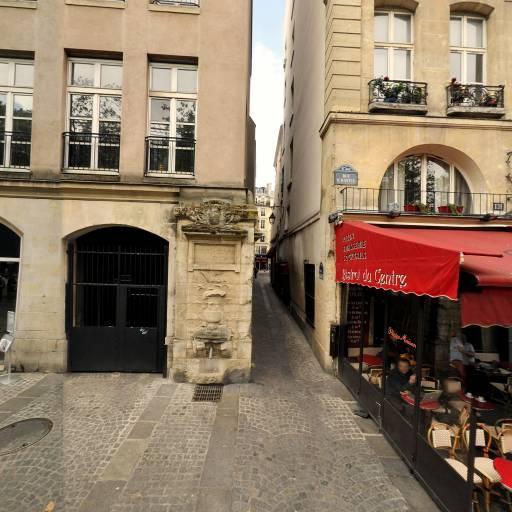 Les Fils De Madame Géraud - Parking public - Paris