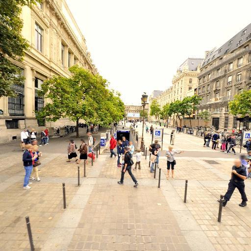 Parking Lutèce-Cité - Parking - Paris
