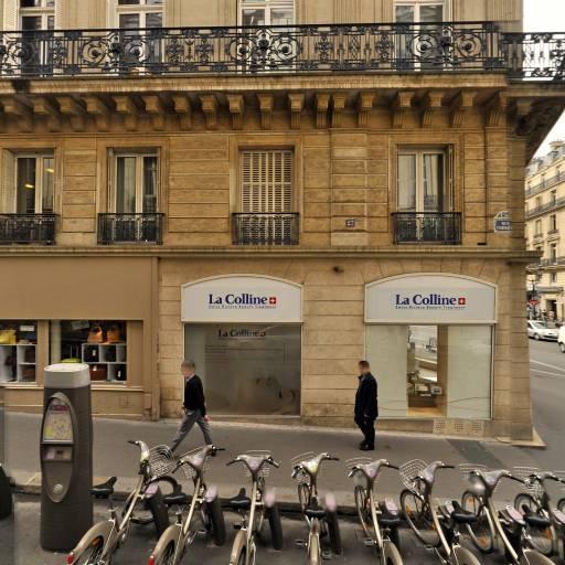 Station Vélib' Thérèse - Opéra - Vélos en libre-service - Paris