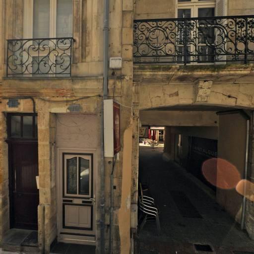 L'envers du Bocal L'ENVERS DU BOCAL - Café bar - Poitiers