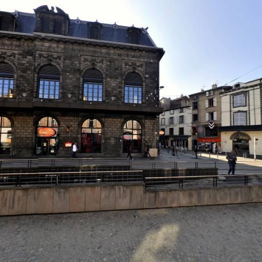 Aire de covoiturage Saint Pierre - Aire de covoiturage - Clermont-Ferrand