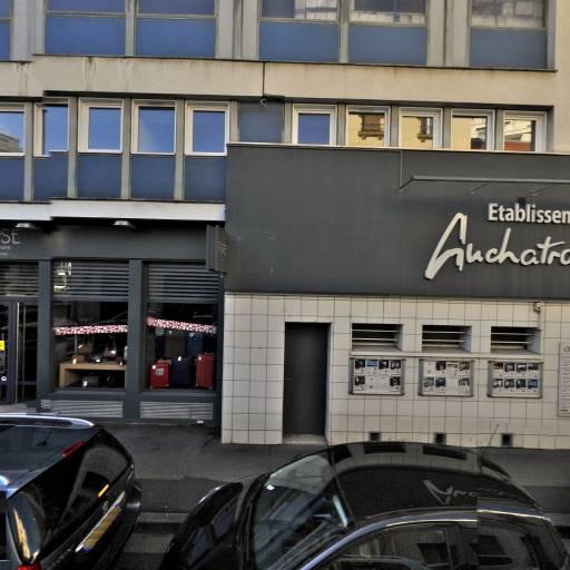 Parking Auchatraire - Parking public - Clermont-Ferrand