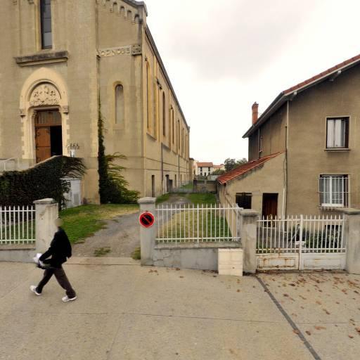 Église Saint-Jacques Le Majeur - Église - Clermont-Ferrand
