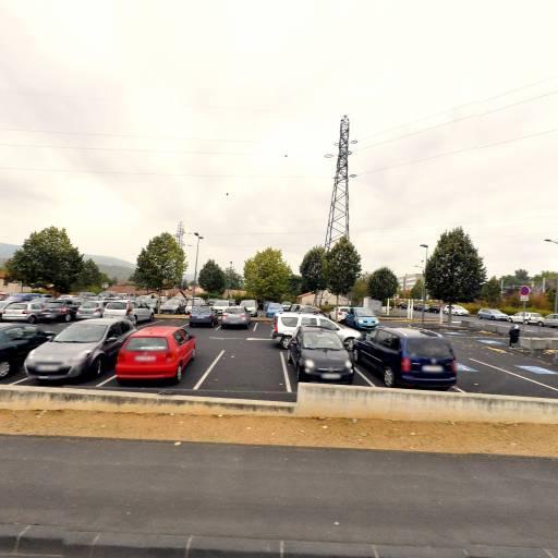 Parking P&R Margeride - Parking - Aubière