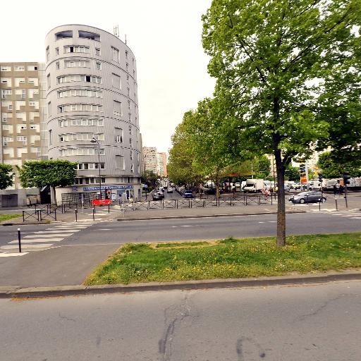 Commissariat de Police - Services de gendarmerie et de police - Vitry-sur-Seine