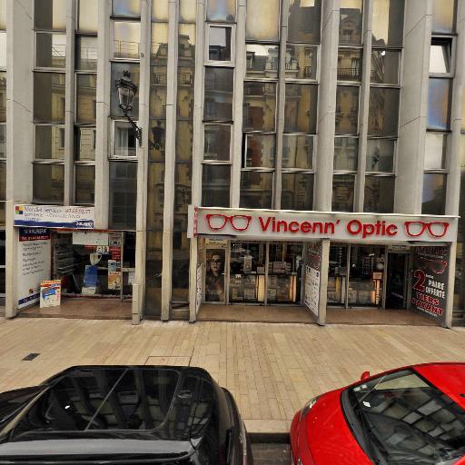 Profil - Signalisation intérieure, extérieure - Vincennes