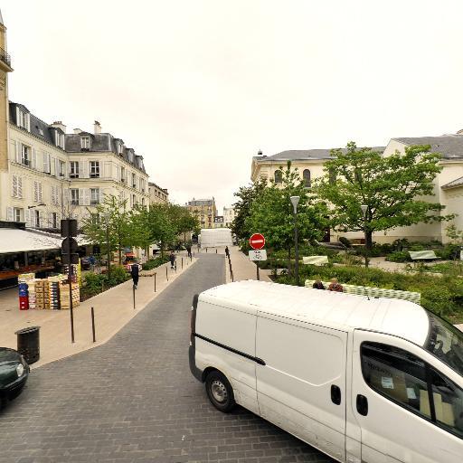Crème - Glacier - Vincennes