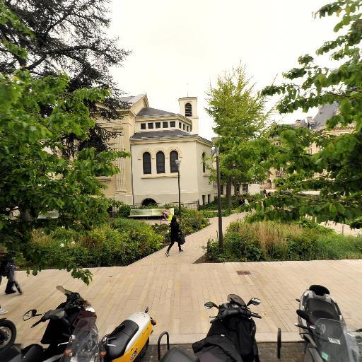 Maison des Associations - Salle de sport - Vincennes