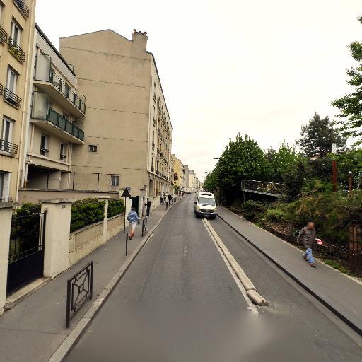 Laurent Caballero - Relaxation - Vincennes