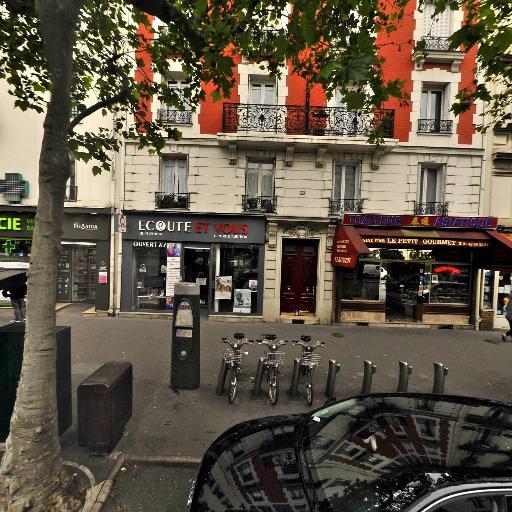 Honrubia Samuel - Agence de publicité - Vincennes