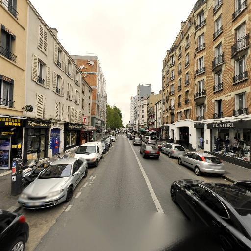 Hotel De Paris - Hôtel - Montreuil