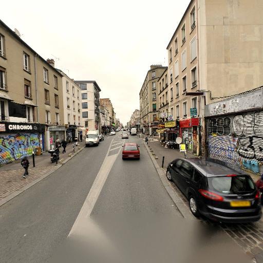 Benssi Bark - Quincaillerie - Montreuil