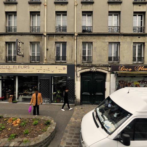 Burozoide - Éditions culturelles - Montreuil