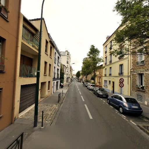 Rinderknech Pascal - Club de sports d'équipe - Vincennes