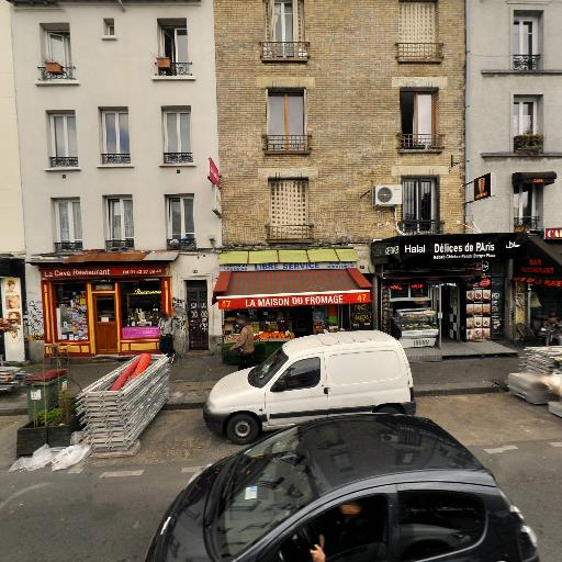 Oulcaid Idder - Alimentation générale - Montreuil