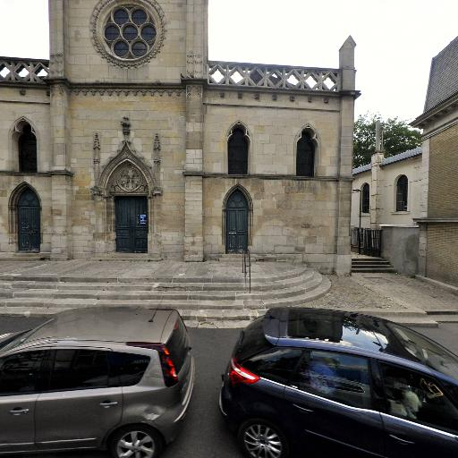 Parking Mairie de Montreuil - EFFIA - Parking public - Montreuil