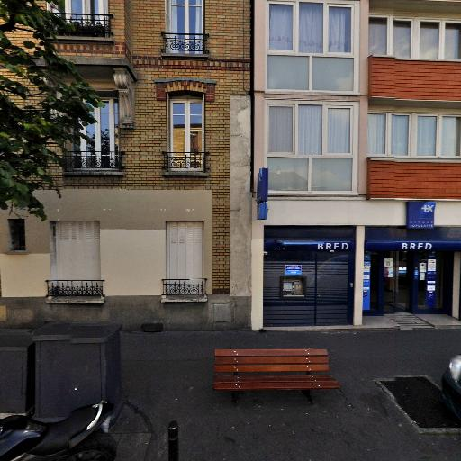 BRED Banque Populaire - Banque - Montreuil