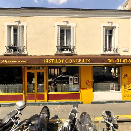 La Grosse Mignonne - Restaurant - Montreuil