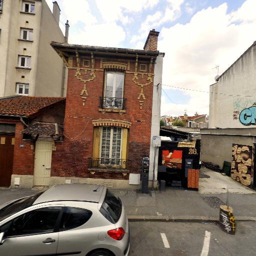 Arabesques - Ébéniste - Montreuil