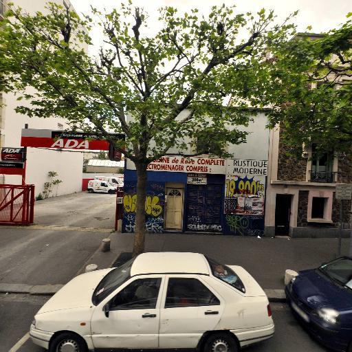 ADA Location - Location d'automobiles de tourisme et d'utilitaires - Montreuil