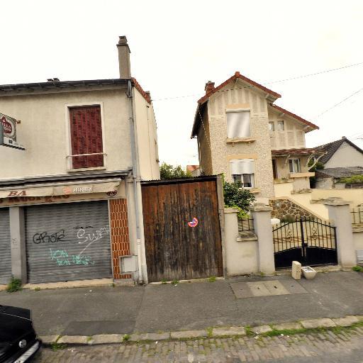 Fournier Louise - Café bar - Montreuil
