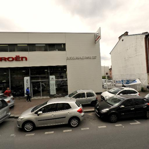 Citroën Rétail Concessionnaire - Concessionnaire automobile - Montreuil