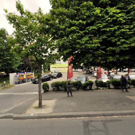 Total Relais Parc Montreau - Station-service - Montreuil