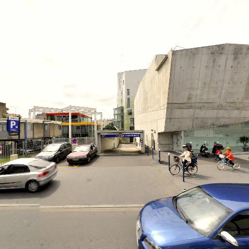Parking Théâtre - Parking - Aubervilliers