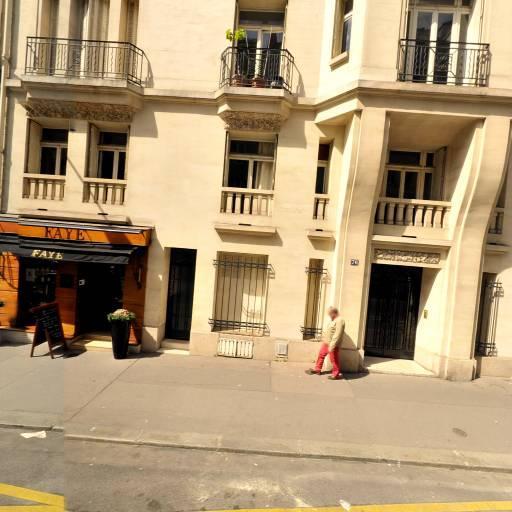 Faye Paris-Gastronomie on Line - Épicerie fine - Paris